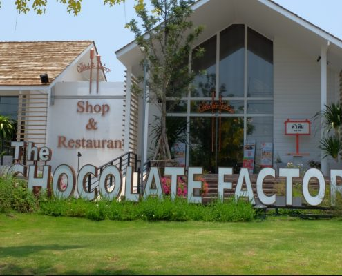 Chocolate Factory 495x400 - Hua Hin - Kuliner