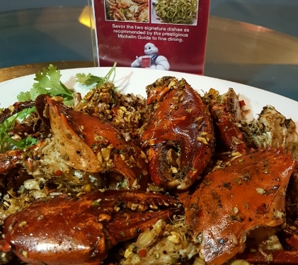 Crab with Garlic 421x375 - Resto Juara The Plate