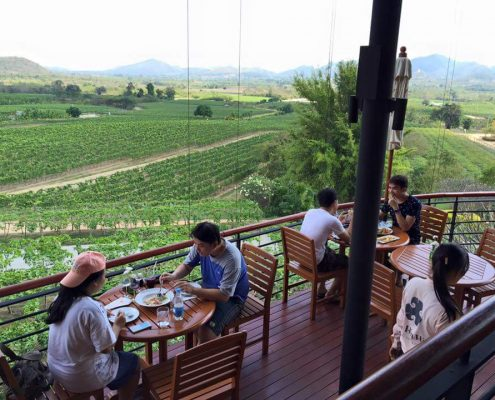 Winery 495x400 - Hua Hin & Cha Am